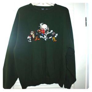 Vintage 1990s Warner Bros. Looney Toons Sweatshirt